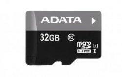 Karta pamięci ADATA microSDXC/SDHC Premier 32GB UHS-I Class 10