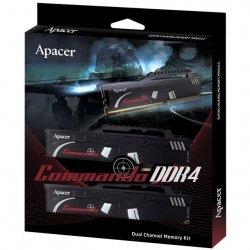 Pamięć DDR4 Apacer Commando 16GB (2x8GB) 3000MHz CL16 1,35V