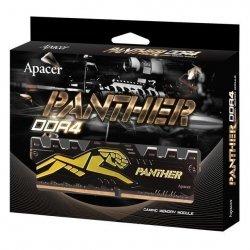 Pamięć DDR4 Apacer Panther Golden 8GB (1x8GB) 2666MHz CL16 1,2V