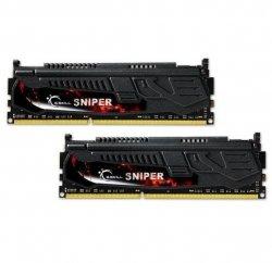 Pamięć DDR3 G.Skill Sniper 16GB (2x8GB) 1866MHz CL10 1,5v BLACK
