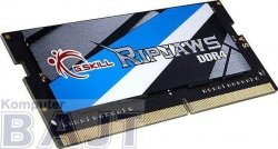 Pamięć DDR4 G.Skill Ripjaws SODIMM 8GB 2400MHz CL16 1,2V