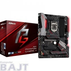 Płyta ASRock B365 PHANTOM GAMING 4 /B365/DDR4/SATA3/M.2/USB3.1/PCIe3.0/s.1151/ATX
