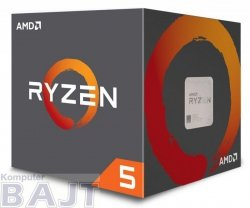 Procesor AMD Ryzen 5 1600 S-AM4 3.20/3.60GHz 6x512KB L2/2x8MB L3 14nm BOX