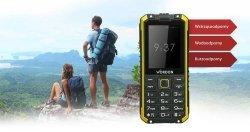 Telefon Vordon RG2 Yellow-Black