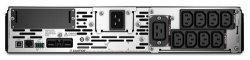 UPS APC Smart-UPS X 2200VA Rack/Tower LCD 200-240V
