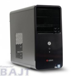 Komputer ADAX DELTA WXPC8100 C3 8100/H310/4G/SSD240GB/W10Px64