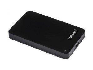 Dysk zewnętrzny Intenso 1TB MemoryCase Czarny 2.5 USB 3.0
