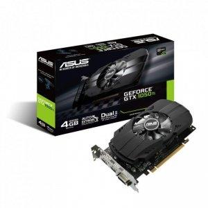 Karta VGA Asus GTX1050 Ti 4GB GDDR5 128bit DVI+HDMI+DP PCIe3.0