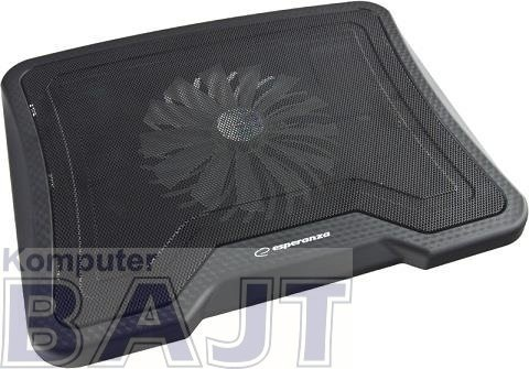 "Podstawka chłodząca do notebooka Esperanza EA143 max. 15.6"""