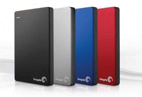 Dysk SEAGATE BACKUP PLUS STDR2000201 2TB USB3.0 silver