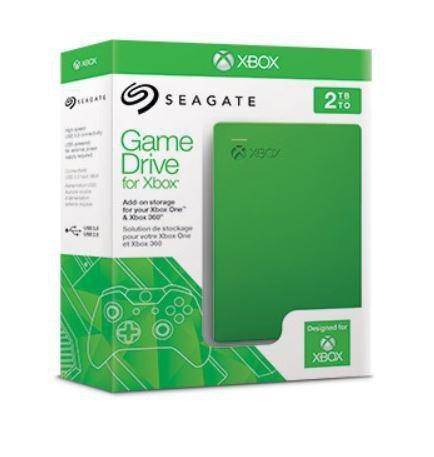 Dysk zewnętrzny SEAGATE Game Drive for XBox STEA2000403 2TB USB3.0