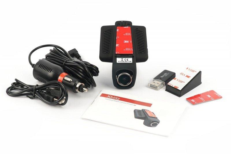 Wideorejestrator Xblitz X5 Wifi FHD Sony IMX323