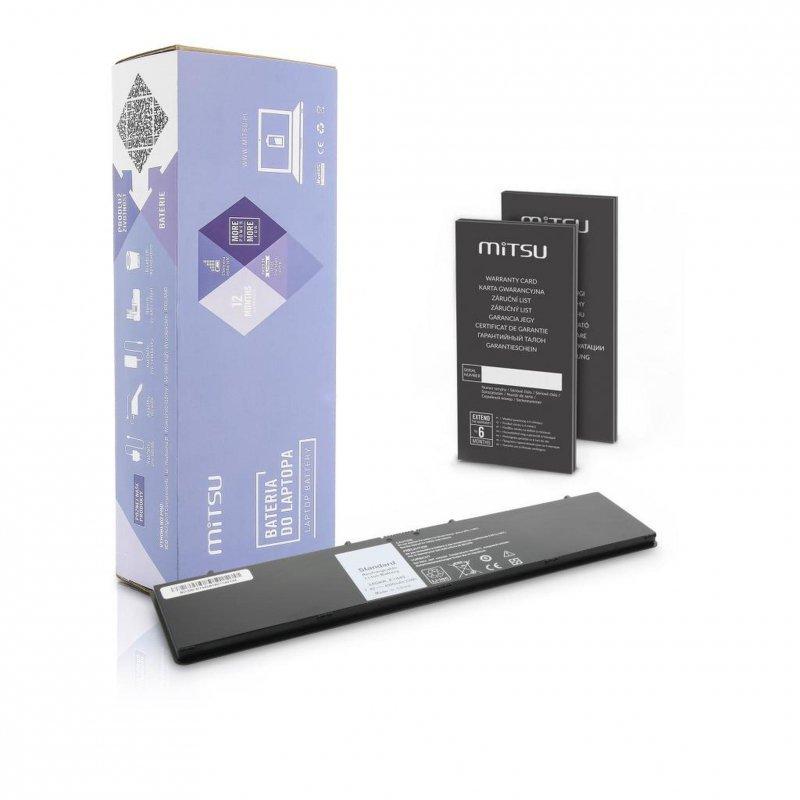 Bateria Mitsu do notebooka Dell Latitude E7440