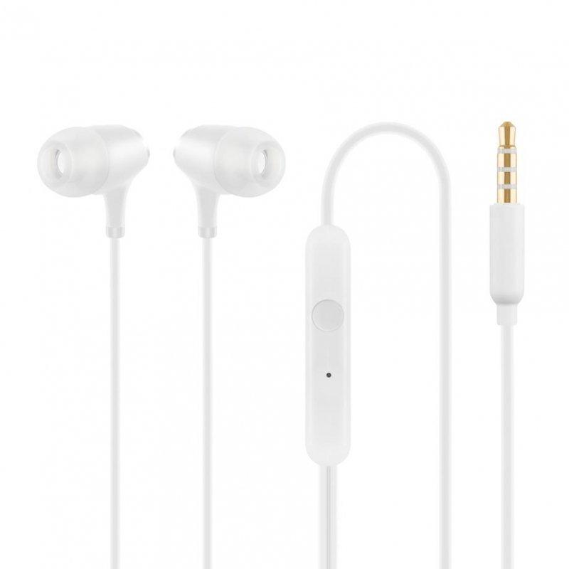 Słuchawki z mikrofonem Acme HE22W białe