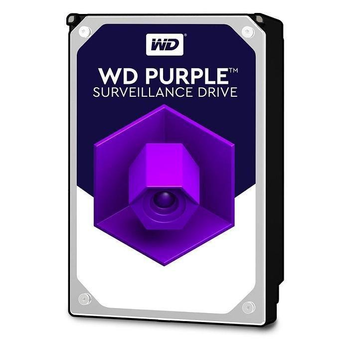 "Dysk WD Purple™ WD121PURZ 12TB 3.5"" SATA III Cache 256MB AllFrame AI"