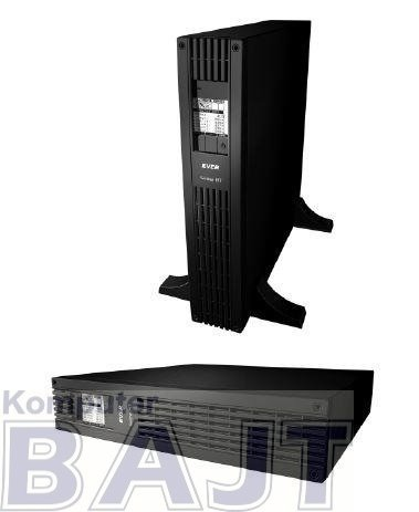 Zasilacz awaryjny UPS Ever Line-Interactive Sinline RT 2000VA AVR 6xIEC 2xPL Sin USB LAN rack/tower