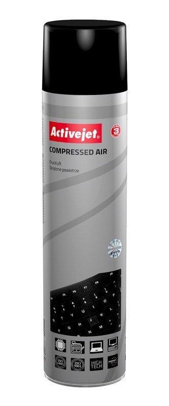 Sprężone powietrze Activejet AOC-201 (600 ml)
