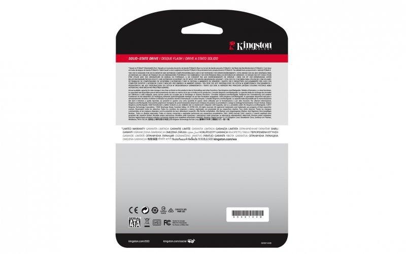 """Dysk Kingston SA400S37/960G (960 GB ; 2.5""""; SATA III)"""