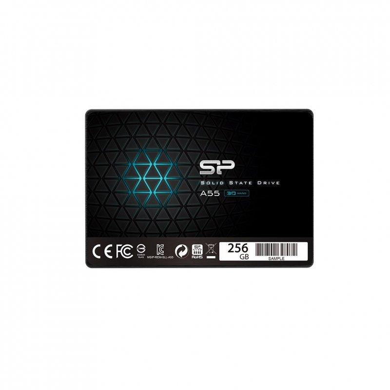 "Dysk SSD Silicon Power Ace A55 SP256GBSS3A55S25 (256 GB ; 2.5""; SATA III)"