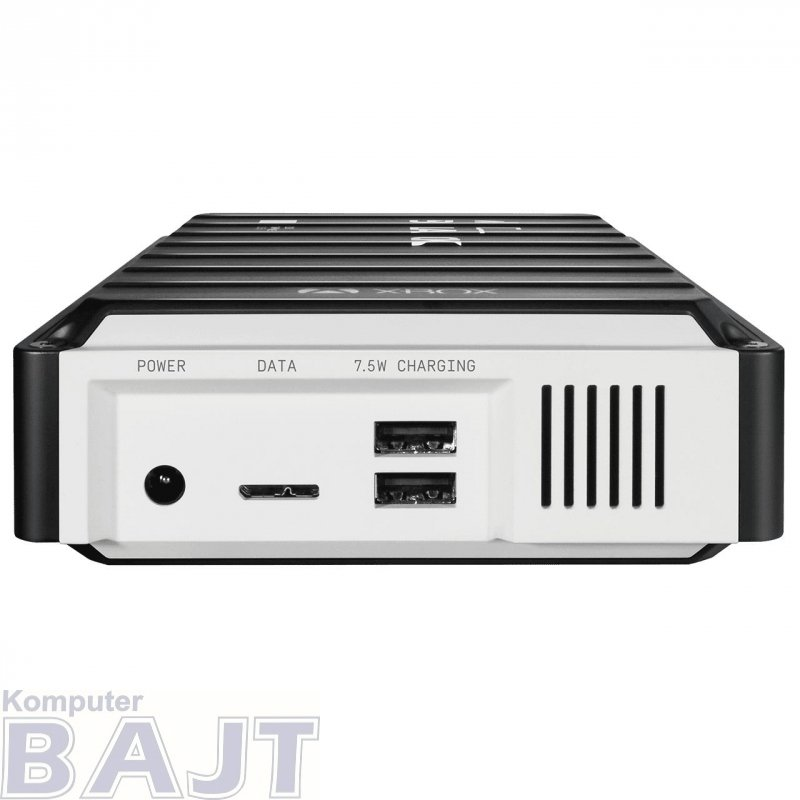HDD WD BLACK D10 GAME DRIVE FOR XBOX 12TB