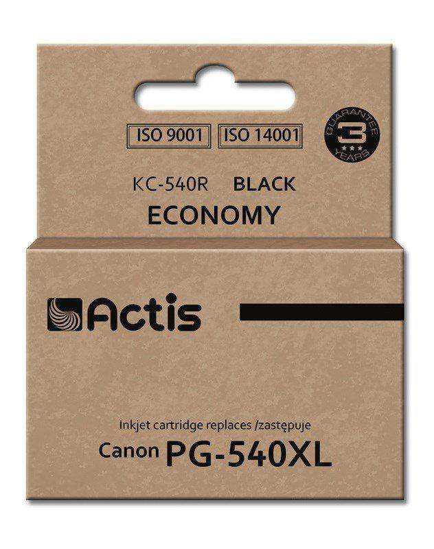 Tusz ACTIS KC-540R (zamiennik Canon PG-540XL; Standard; 22 ml; czarny)
