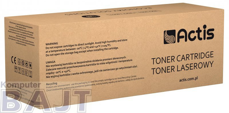 Toner ACTIS TB-2421A (Brother TN-2421)