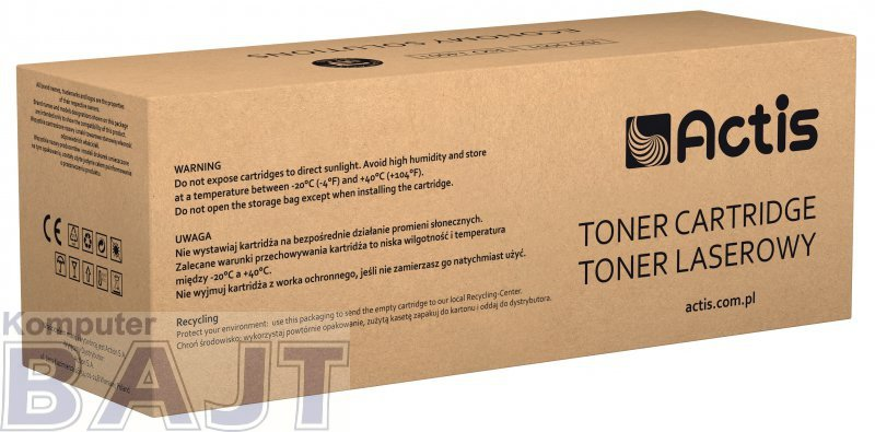 Toner ACTIS TB-3520A (zamiennik Brother TN-3520; Standard; 20000 stron; czarny)