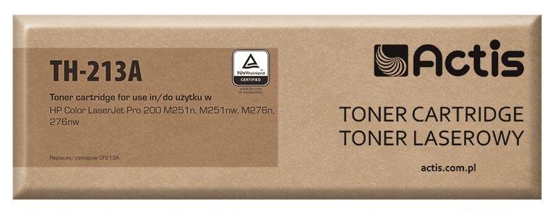 Toner ACTIS TH-213A (zamiennik HP 131A CF213A, Canon CRG-731M; Standard; 1800 stron; czerwony)