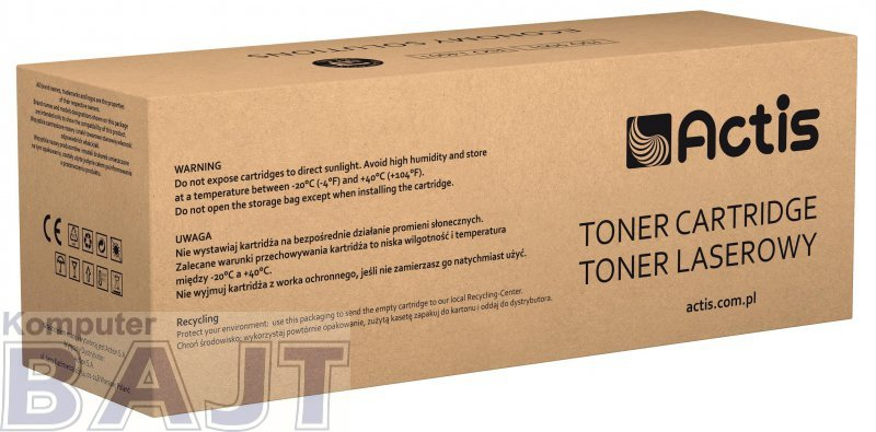 Toner ACTIS TX-6280BX (zamiennik Xerox 106R01403; Standard; 7000 stron; czarny)