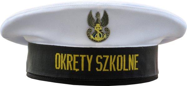 czapka marynarza Okręty Szkolne