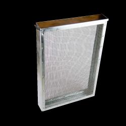 Izolator 1 ramkowy Warszawski poszerzany osiatkowany z pokrywą