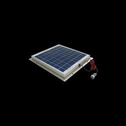 Zestaw solarny do ładowania akumulatora wagi PREMIUM