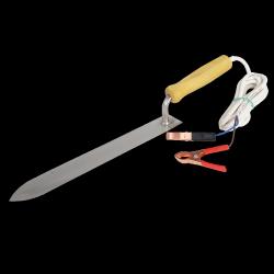 Nóż elektryczny 12 V, 230 mm