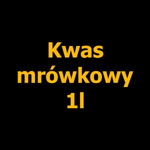 Kwas mrówkowy - 1L