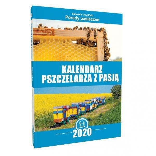 Kalendarz Pszczelarski na 2020 r. (Sławomir Trzybiński)