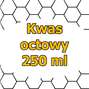 Kwas octowy - 250 ml