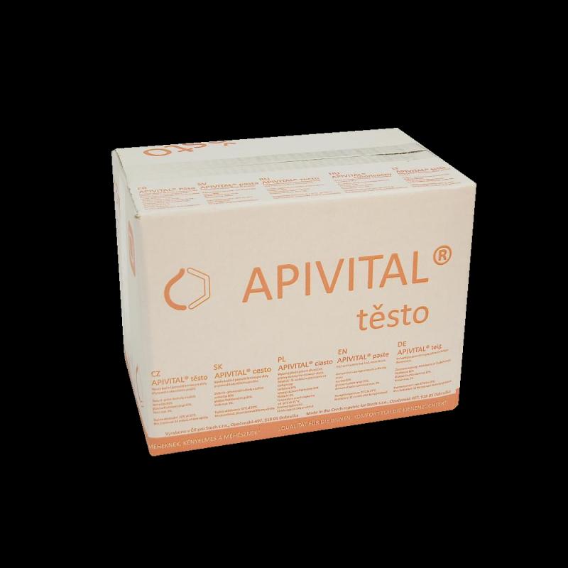 Ciasto - APIVITAL (paleta 2,5kg x 240zt)