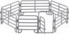 Farmee-zestaw Z01 - Farmer z kosiarką i koniem