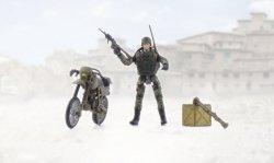 Figurka wojskowa - 77010D