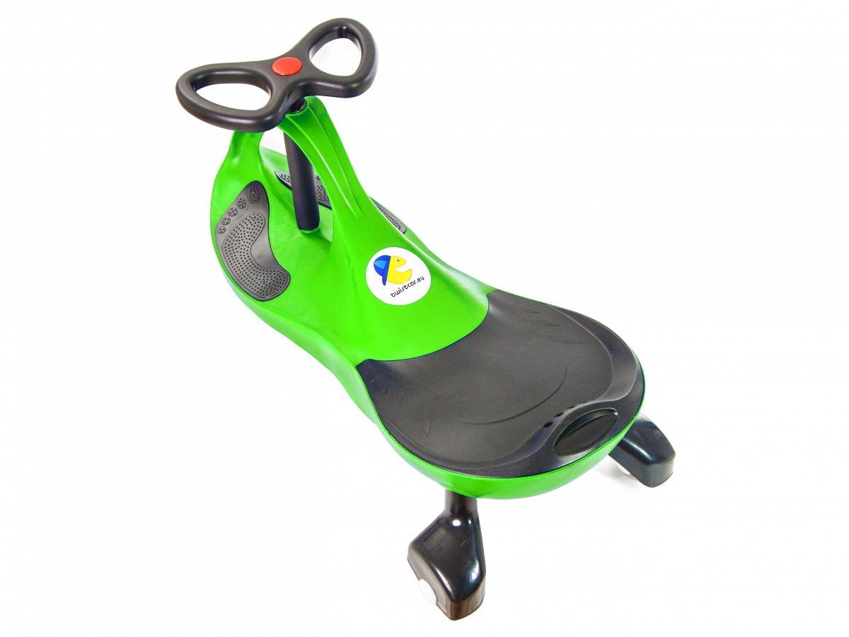 Pojazd dziecięcy TwistCar zielony