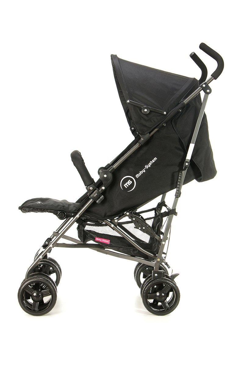 Wózek spacerowy Almond Czarny