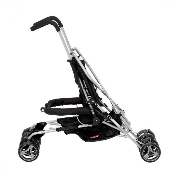 Wózek spacerowy Barton Czarny