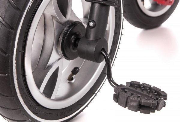 Rowerek trójkołowy Tobi Pro fioletowy