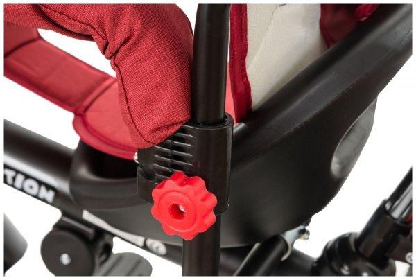 Rowerek trójkołowy Tobi Alex- czerwony