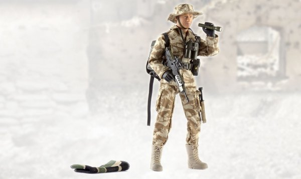 Figurka wojskowa 90200L