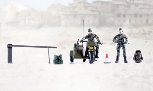 Pojazdy wojskowe - 77019B