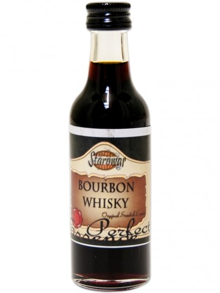 ZAPRAWKA DO ALKOHOLU BOURBON WHISKY 50ML