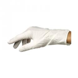 Rękawiczki lateksowe a`100 (Możliwość wybrania rozmiaru)