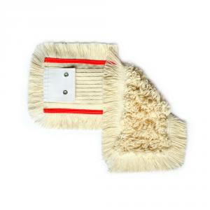Mop bawełniany klips z oczkami 40cm