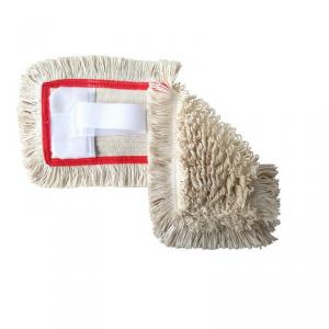 Mop bawełniany kieszeniowy z tasiemką 50cm